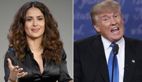 My nhan Mexico Salma Hayek tiet lo Donald Trump tung tan tinh co - Anh 1