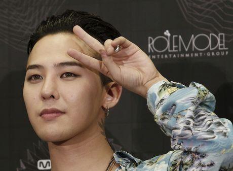 G-Dragon (Big Bang) duoc thu tuong Han Quoc khen tang - Anh 1