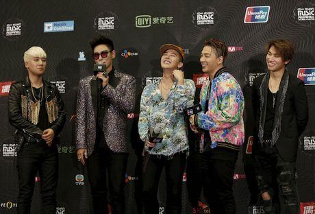G-Dragon (Big Bang) duoc thu tuong Han Quoc khen tang - Anh 2