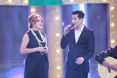 Danh ca Thanh Ha tinh tu song ca cung ban trai kem tuoi - Anh 2
