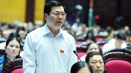 De nghi ky luat canh cao nguyen Bo truong Cong thuong Vu Huy Hoang - Anh 1