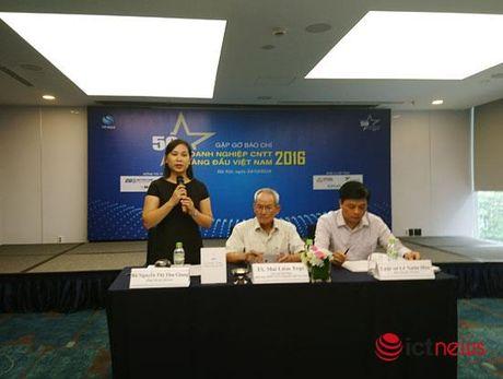 FPT Software, FPT IS, VTC Intecom dan dau doanh thu trong 3 linh vuc CNTT Viet - Anh 1