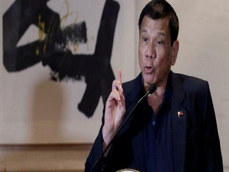 Philippines cam ket khong bo qua phan quyet bien Dong - Anh 1