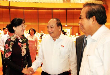 Cuoc trao doi giua ba Quyet Tam va Thu tuong - Anh 2