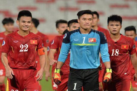 HLV Vu Quang Bao: U19 Viet Nam da tren chan Bahrain - Anh 1