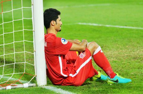 Cau thu Bahrain khoc nuc no vi thua U19 Viet Nam - Anh 2