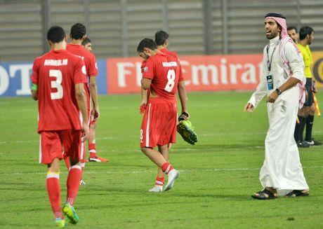 Cau thu Bahrain khoc nuc no vi thua U19 Viet Nam - Anh 4