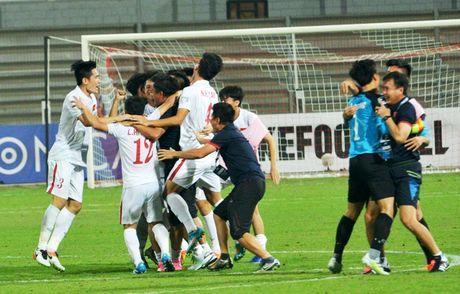 Cau thu Bahrain khoc nuc no vi thua U19 Viet Nam - Anh 7