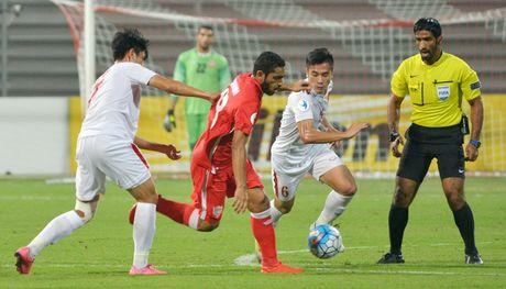 Cau thu Bahrain khoc nuc no vi thua U19 Viet Nam - Anh 8