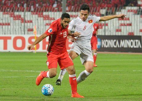 Cau thu Bahrain khoc nuc no vi thua U19 Viet Nam - Anh 9