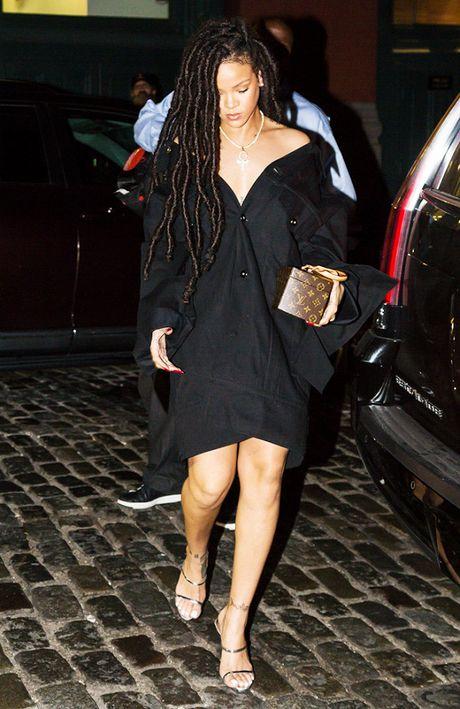 Chiec tui nghin USD duoc Rihanna yeu thich dac biet - Anh 13