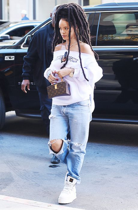 Chiec tui nghin USD duoc Rihanna yeu thich dac biet - Anh 14
