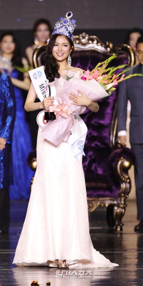 Ngoc Trinh du chung ket Hoa hau quoc gia Han Quoc 2016 - Anh 7