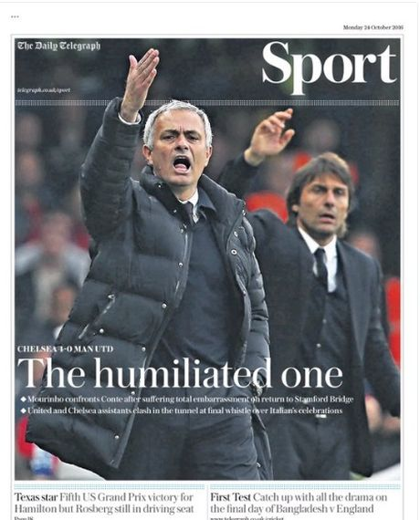 Bao Anh mia mai Mourinho 'bi lam nhuc' - Anh 2