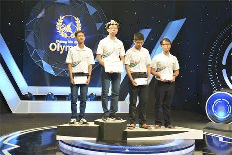 Video Phan Dang Nhat Minh dat diem so ky luc Olympia 2017 - Anh 1