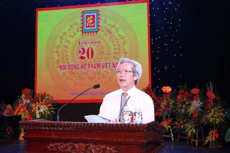 Ho Pham Viet Nam ky niem 20 nam ngay thanh lap - Anh 7