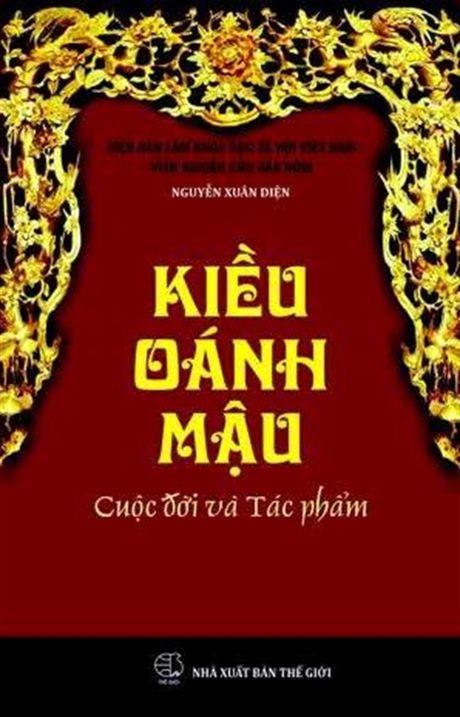 Sach ve hoc gia Kieu Oanh Mau - Anh 1