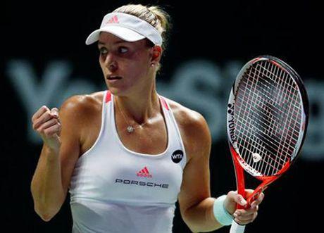 Tennis ngay 24/10: Bon kha nang de Murray truat ngoi cua Djokovic. Kyrgios lap ky luc ve thu hang - Anh 1