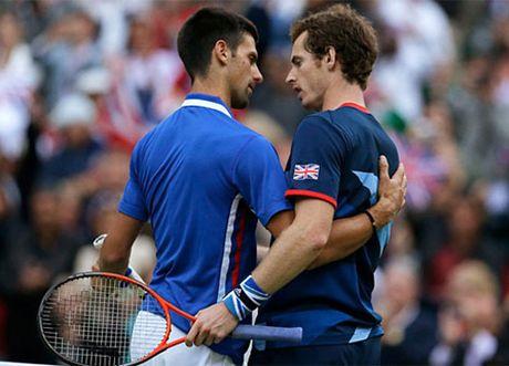 Tennis ngay 24/10: Bon kha nang de Murray truat ngoi cua Djokovic. Kyrgios lap ky luc ve thu hang - Anh 3