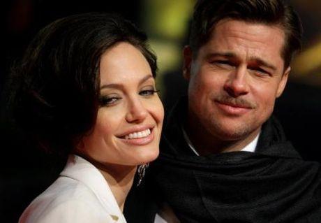 Qua han, Brad Pitt van khong hoi am ly hon cua Angelina Jolie - Anh 1