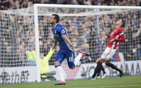 The thao 24h: Thua tham Chelsea, Jose Mourinho sanh ngang David Moyes - Anh 2