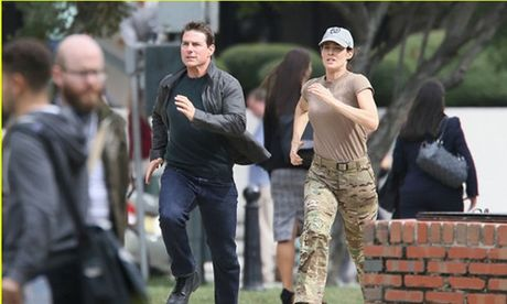 Phim cua Tom Cruise thu 54 trieu USD sau 3 ngay ra mat - Anh 2
