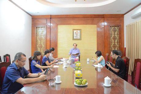 Lien hiep Hoi VHNT de nghi chua thong qua Du thao Luat ve Hoi - Anh 1