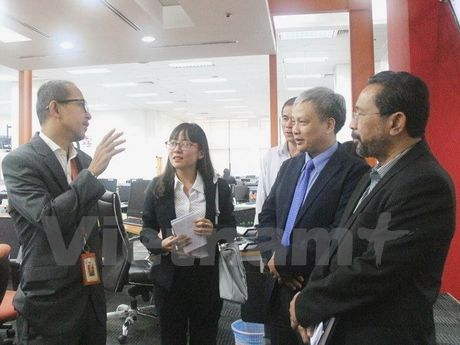 Trao doi kinh nghiem ve bao chi giua Viet Nam va Malaysia - Anh 1