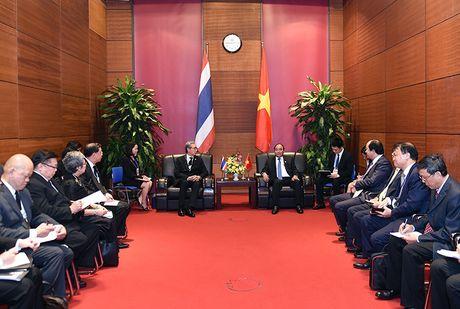 Khong ngung tim kiem cac giai phap thuc day quan he Viet Nam-Thai Lan - Anh 2