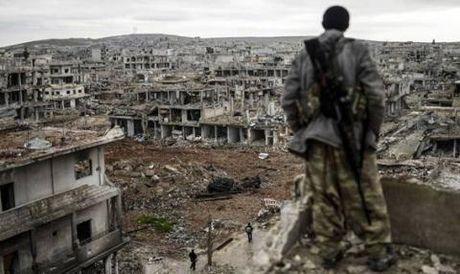 Aleppo, su lua chon khoc liet... - Anh 1