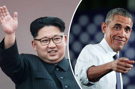 Kim Jong Un tu bo kho vu khi hat nhan de hoa binh voi My? - Anh 1