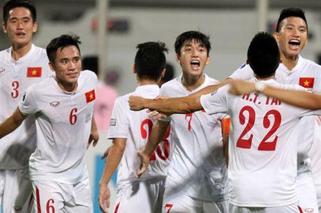 Lich thi dau, phat song truc tiep vong ban ket giai U19 chau A 2016 - Anh 1
