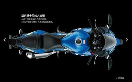 Suzuki GSX-250R chinh thuc ra mat, hop so 6 cap - Anh 13
