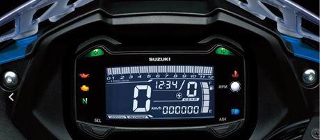 Suzuki GSX-250R chinh thuc ra mat, hop so 6 cap - Anh 8