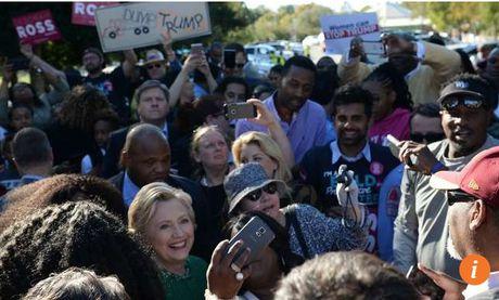 Bau cu My: Hillary Clinton ky vong thang lon tai cac bang quyet dinh - Anh 2