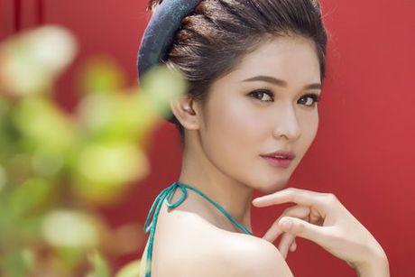 A hau Viet Nam 'gay thuong nho' voi ao yem, lung tran - Anh 3