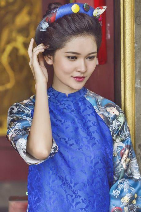 A hau Viet Nam 'gay thuong nho' voi ao yem, lung tran - Anh 6