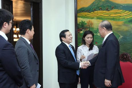 Hoi Nong dan Viet Nam – Vien Nghien cuu Dong A: Hop tac phat trien nen nong nghiep hien dai - Anh 1
