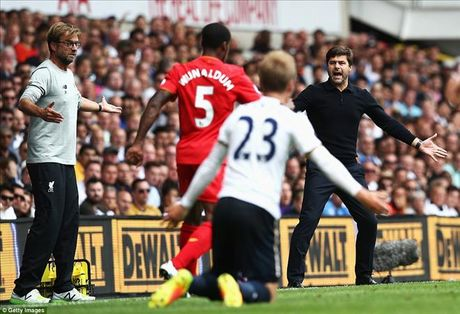 01h45 ngay 26/10, Liverpool vs Tottenham: Dai chien khong can suc - Anh 2