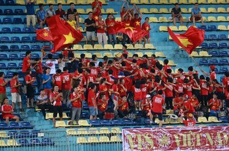 DT U19 Viet Nam: Trang su vang viet nen tu gian kho! - Anh 1