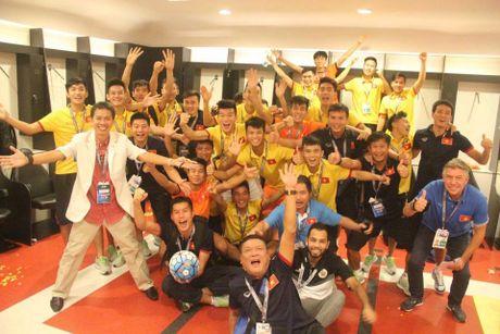 DT U19 Viet Nam: Trang su vang viet nen tu gian kho! - Anh 3