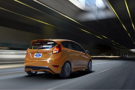 Ford Fiesta ST phien ban 2017 'nho nhung co vo' - Anh 5