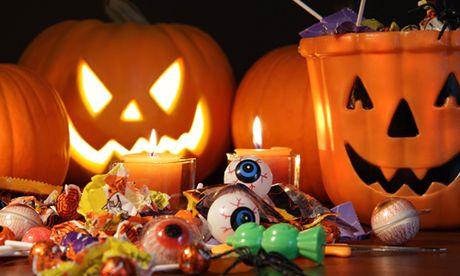 Le hoi Halloween qua cac con so cuc an tuong - Anh 5