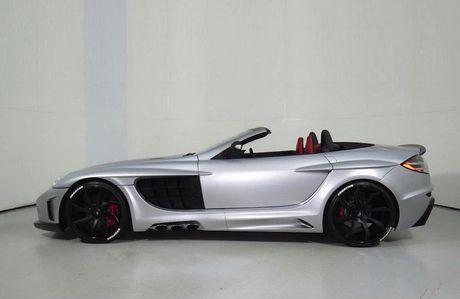 Sieu xe Mercedes SLR McLaren do 'sieu khung' gia 10,7 ty - Anh 3