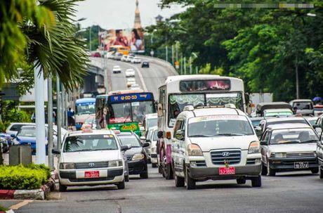 Kham pha thanh pho Yangon cua Myanmar qua anh - Anh 1