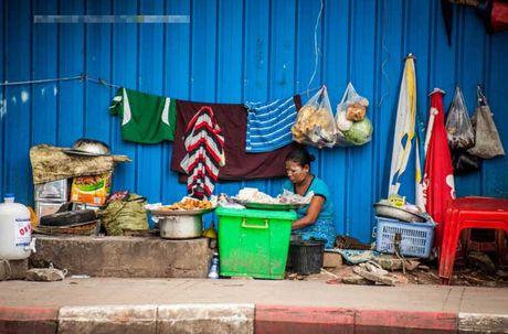 Kham pha thanh pho Yangon cua Myanmar qua anh - Anh 2
