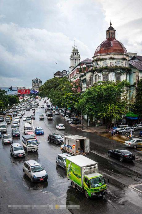 Kham pha thanh pho Yangon cua Myanmar qua anh - Anh 5