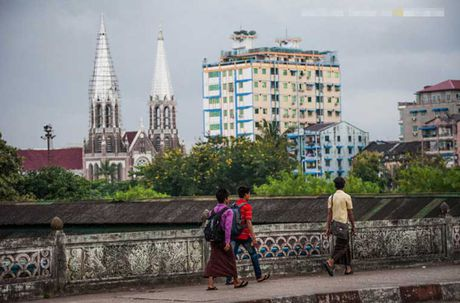 Kham pha thanh pho Yangon cua Myanmar qua anh - Anh 7