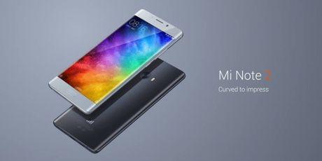 Xiaomi ra mat smartphone man hinh lon - Anh 1