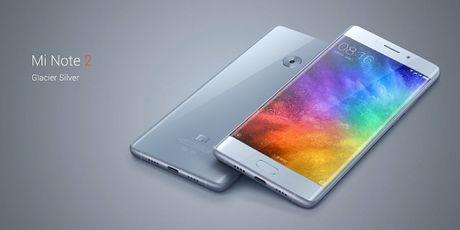 Xiaomi ra mat smartphone man hinh lon - Anh 2